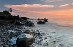 Tulamben, Bali, Indonesia, Asia, paesaggi mare