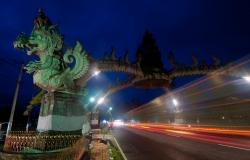 Gilimanuk,  Bali, Indonesia, Asia, paesaggi