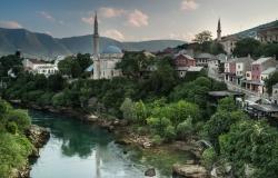 Nerevtna River, Mostar
