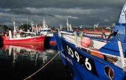 Killbegs harbour.