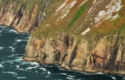 Slieve League cliffs.