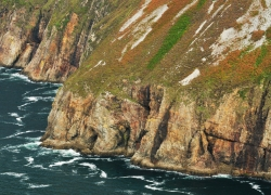 Slieve League cliffs.