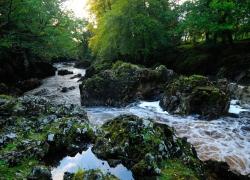 River Finn. Ballubofey.