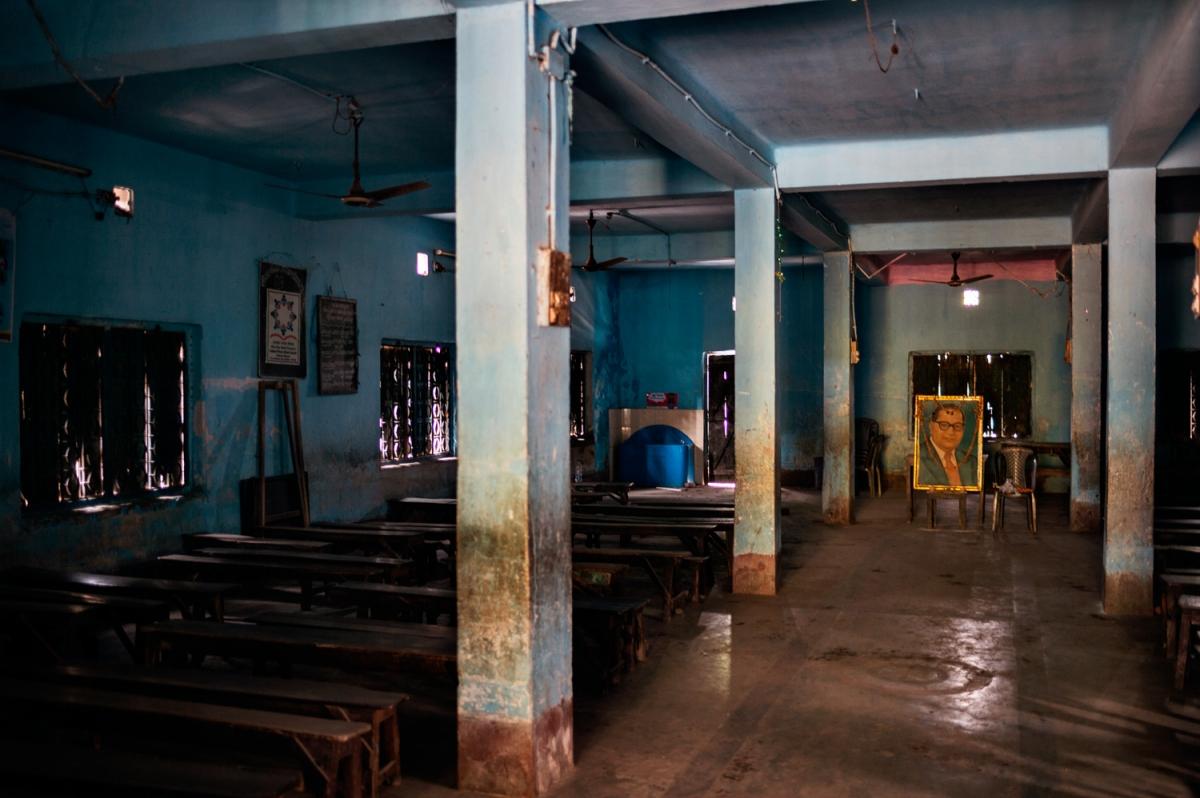 Dalit slum